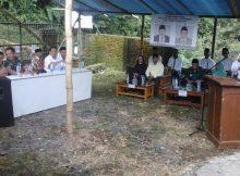 Pilkades Serentak Tahun 2016 - Kampanye Dialogis Calon Kades Desa Sukamaju