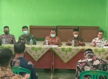 Rapat Koordinasi Tingkat Kecamatan Cihaurbeuti
