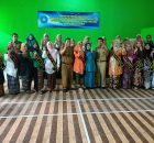 Pelantikan Ketua Tim Penggerak PKK Desa se-Kecamatan Cihaurbeuti Tahun 2021
